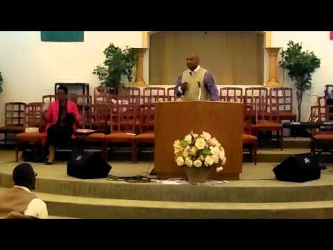 Bishop-Elect James Williams--Leaders Who Inspire