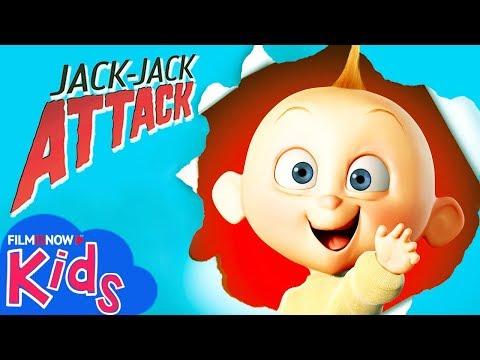 GLI INCREDIBILI 2 | JACK JACK ATTACK il Divertentissimo Corto in Italiano sul Baby Supereroe