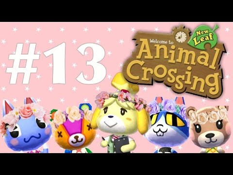 Let's Play Animal Crossing: New Leaf - #13 Happy Toy Day!