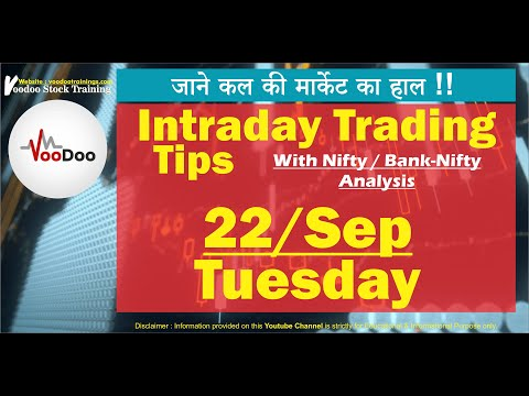 Best Intraday Stocks for 22 Sept | Free Intraday Live Trading Tips | Nifty & Bank Nifty Tips
