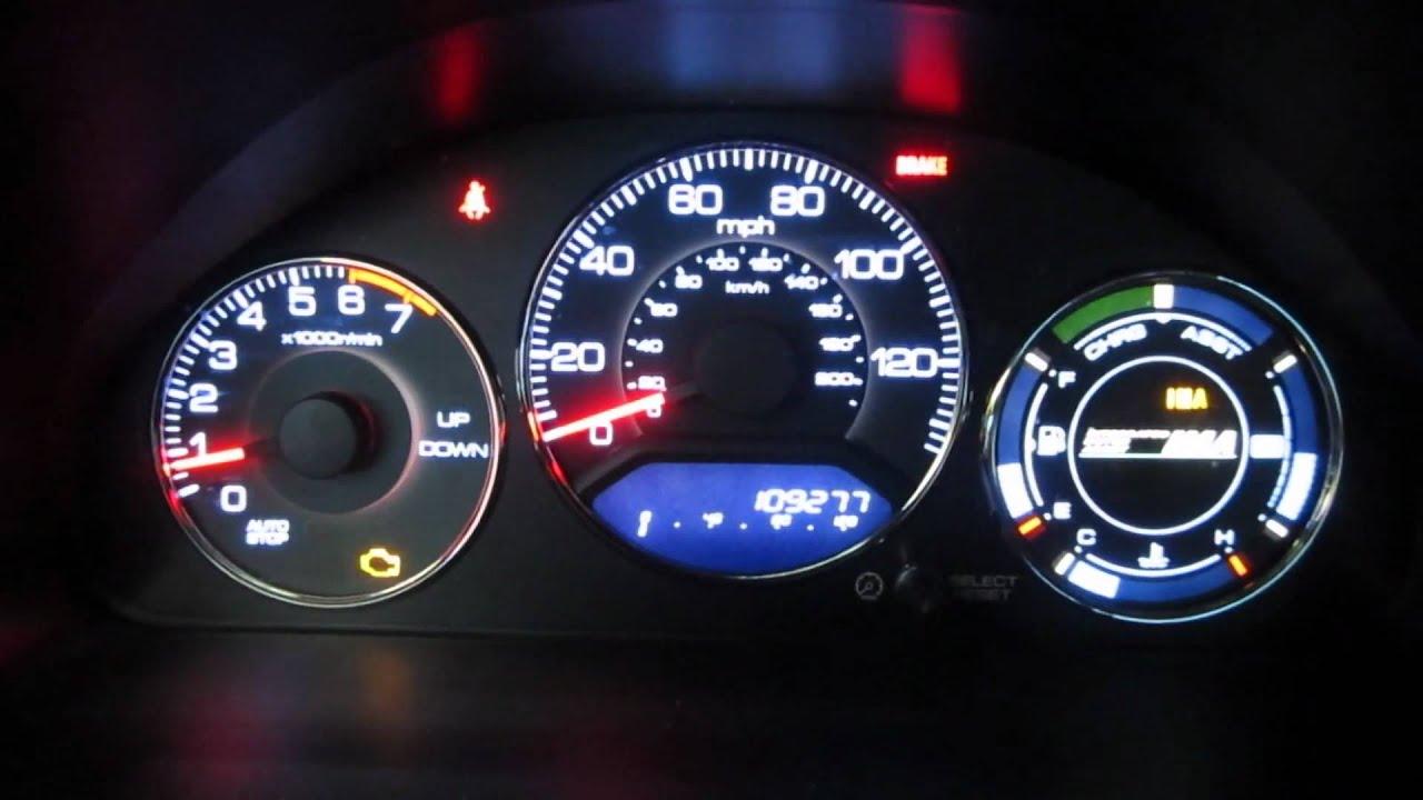 Honda Civic Hybrid IMA Battery Issue - Entry #4 Few days ...