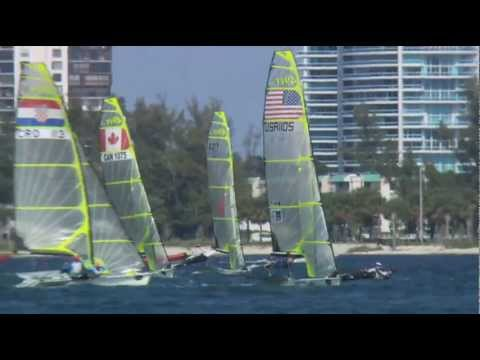 Gary Jobson discusses what he thinks about Olympic sailing