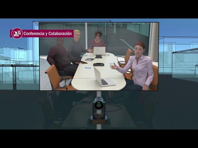 Servicios Anixter para Soluciones de Audio y Video Profesional