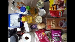 Top 15 items to stock up on for 2 weeks self isolation or for emergency.
