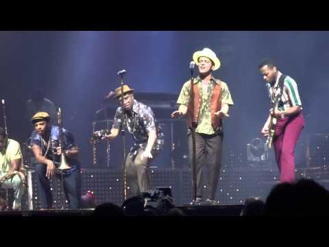 "Bruno Mars ""Runaway"" Toronto Air Canada Centre July 26, 2014"