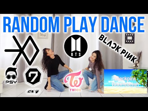 RANDOM KPOP PLAY DANCE