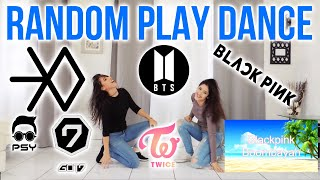 RANDOM KPOP PLAY DANCE