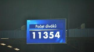 FC Viktoria Plzeň - AC Sparta - 2:0 (góly, pyro,support,CHOREO,děkovačka)