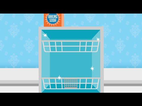 Dishwasher Smells? 4 Steps to a Clean Dishwasher