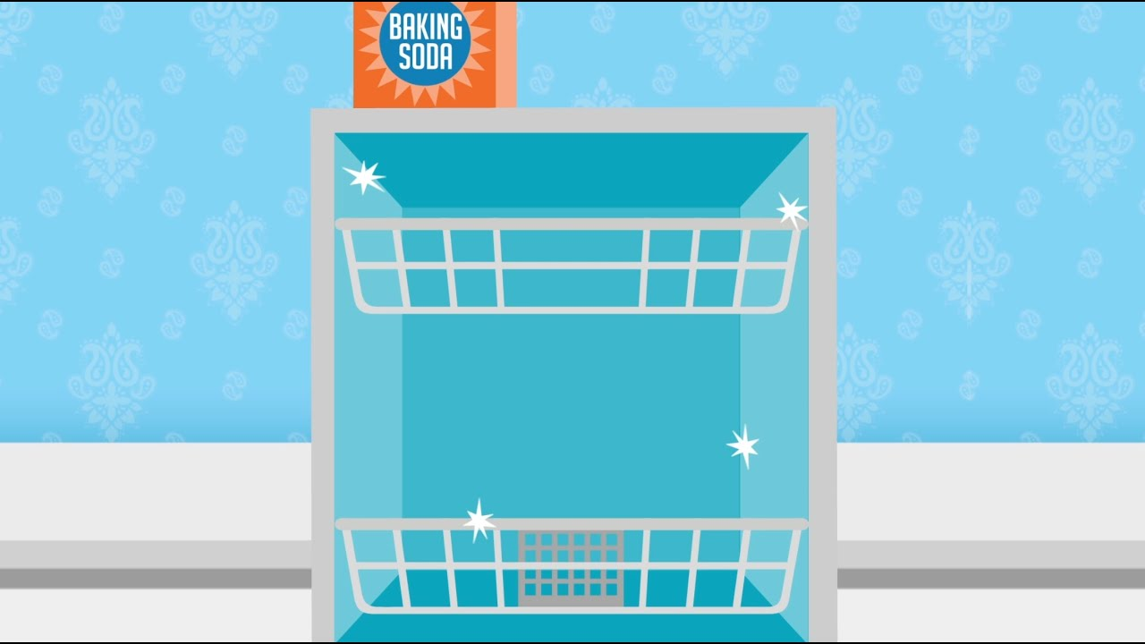 Dishwasher Smells? 4 Steps to a Clean Dishwasher - YouTube