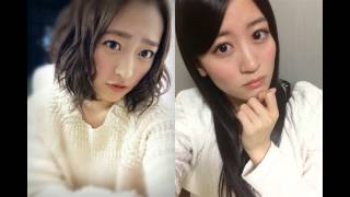 NMB48小谷里歩・上西恵   放送ギリギリのエロトーク