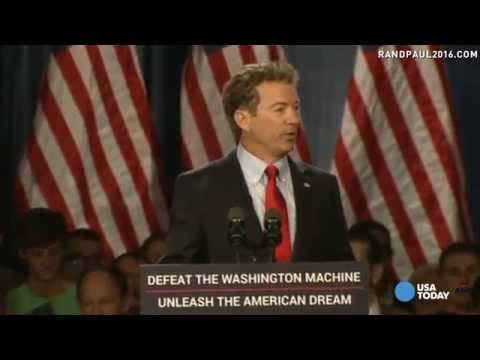 Rand Paul: We have come to take America back