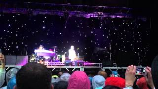 Watercolours in the rain, Roxette - The 30th Anniversary Tour, Sjöhistoriska, Stockholm, 25 juli 20