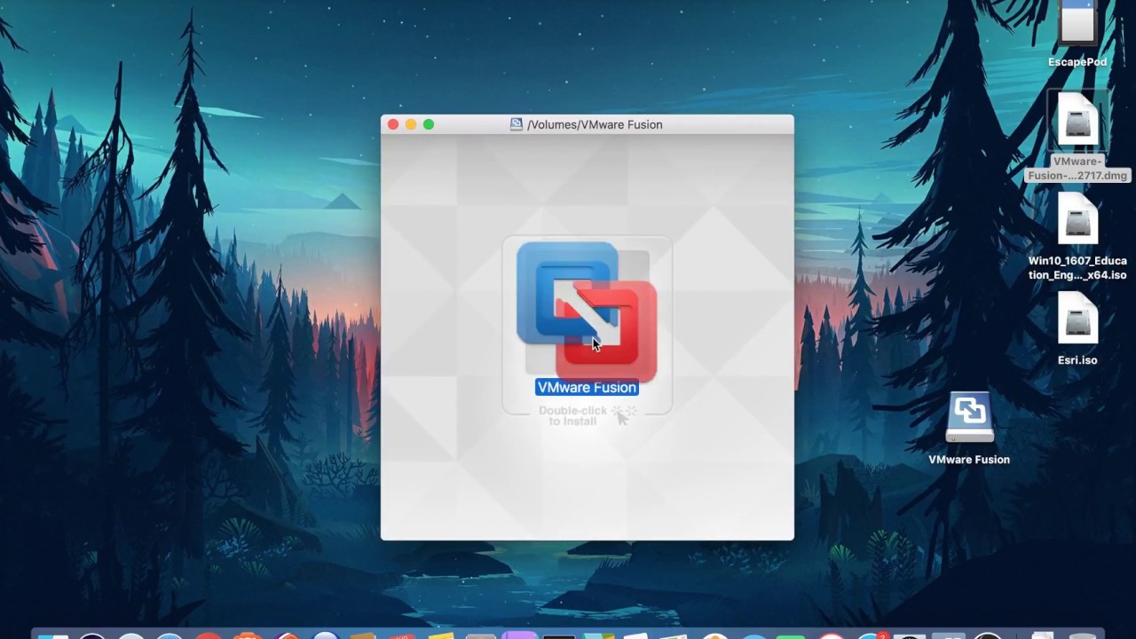 Using ArcGIS on a Mac with VMware Fusion 8 5 (UMD GVPT 392)
