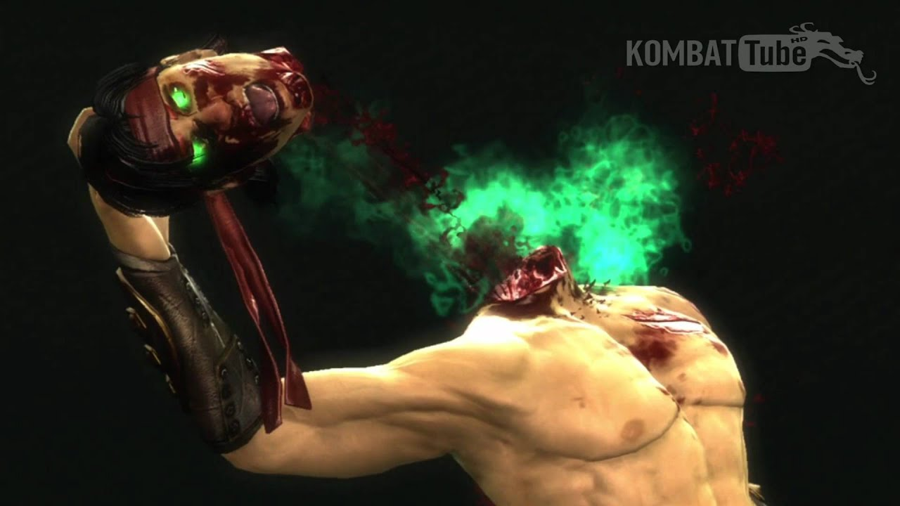 10 Most Brutal Fatalities in Mortal Kombat 9