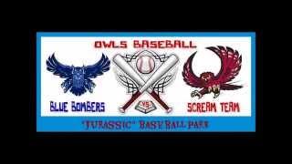 "Owls baseball (""Jurassic Park"")"