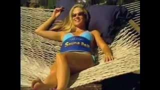 Пояс сауна для похудения Sauna Belt