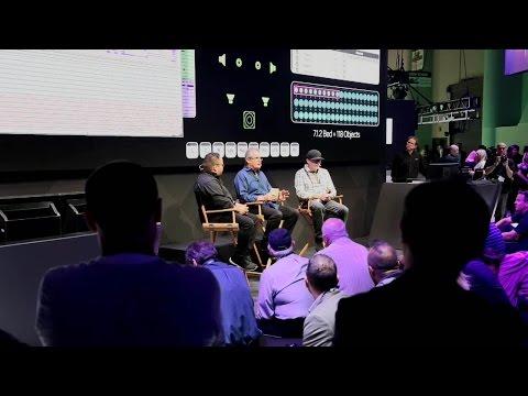 Avid at NAB  2017  Dolby Atmos and Pro Tools