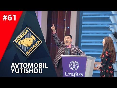 Boriga baraka 61-son (13.04.2019)