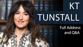 KT Tunstall | Full Address and Q&A | Oxford Union