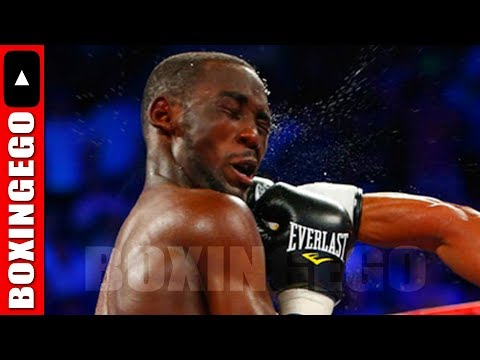 """TERENCE CRAWFORD AINT NO SUPERMAN, WILL REGRET MOVING TO 147"" -TEAM HORN"