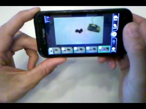 HTC Rezound Camera Review
