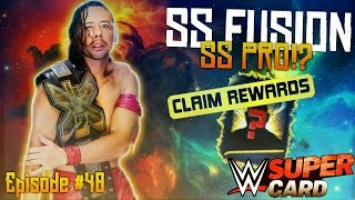 SS Fusion Pro!? | WWE Supercard S2 #40