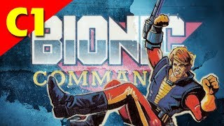 Bionic Commando CHAPTER 1, Worlds Of Power [Nintendo] | Doug Reads It For You