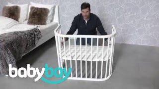 babybay - Montage Rollen
