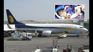 Baby on Board: Born on Jet Airways flight gifted free tickets for lifetime