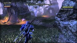 "Elder Scrolls Online | ""Cyrodiil Treasure Map V"" location | Synotix"