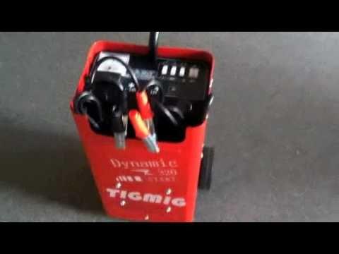CARICABATTERIE AVVIATORE STARTER BOOSTER 12/24V 450Ah CD 320