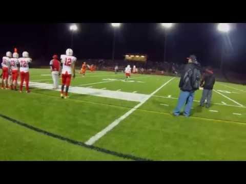 Rustburg High School Beats Heritage   10-16-2015
