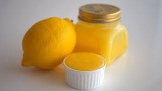 Заварной лимонный крем/курд