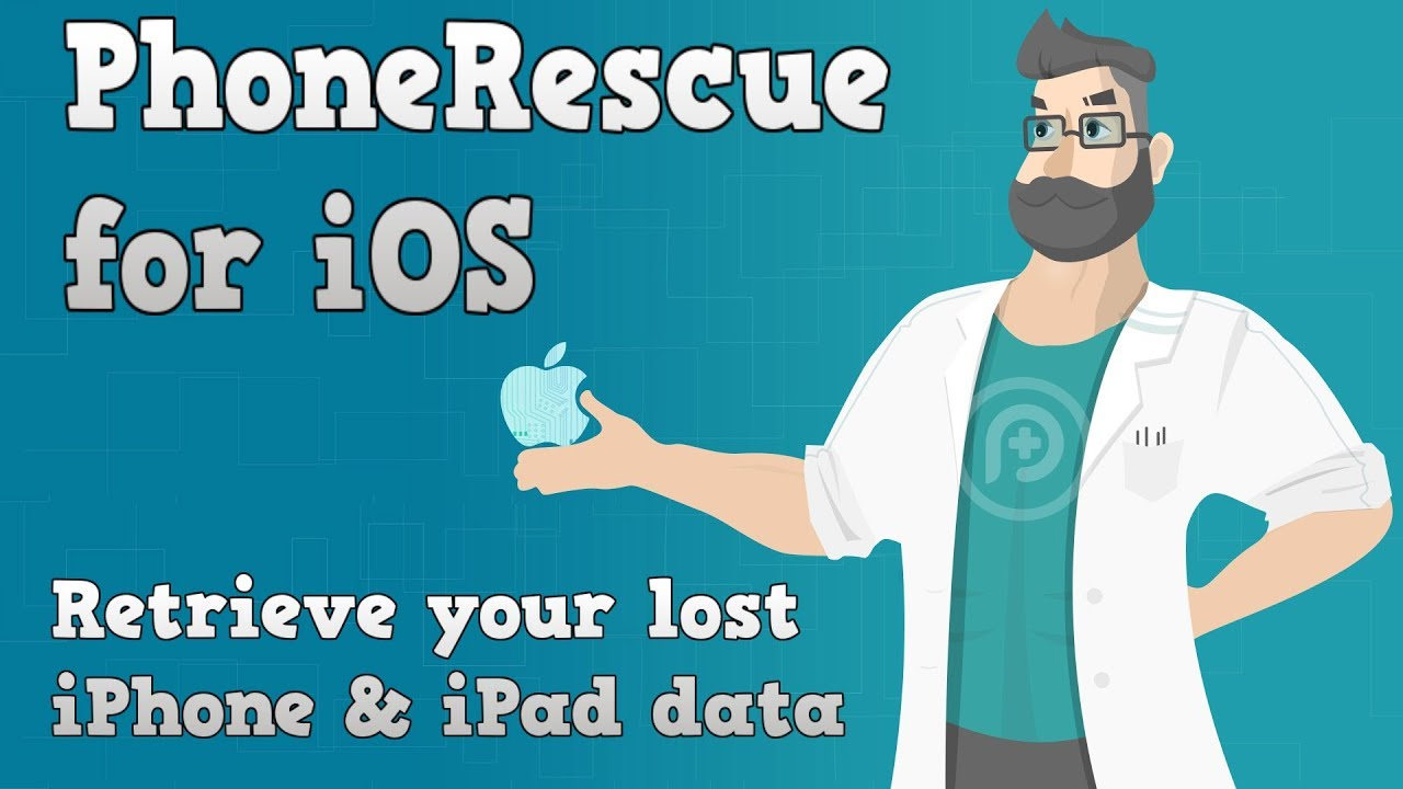 PhoneRescue – Retrieve your lost iPhone and iPad data