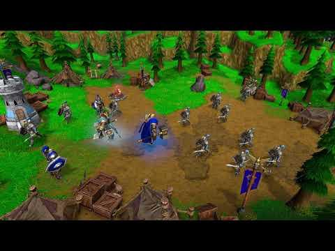 Warcraft III: Reforged: The Defense of Strahnbrad |