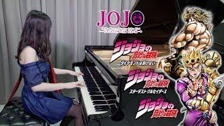JOJO'S BIZARRE ADVENTURE PIANO MEDLEY - 150,000 Subscribers Special - Ru's Piano