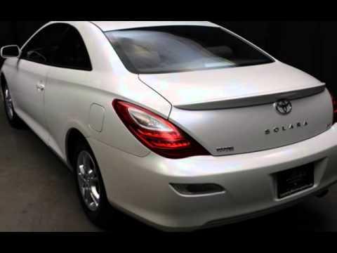 Perfect 2008 Toyota Camry Solara SE For Sale In Phoenix, AZ