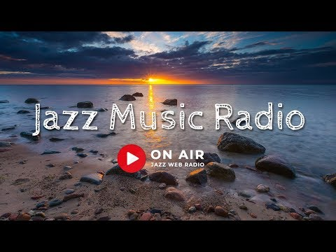 Jazz Music Live Radio Piano, Guitar & Sax for Work, Study, Relax and Dinners | MediaTV