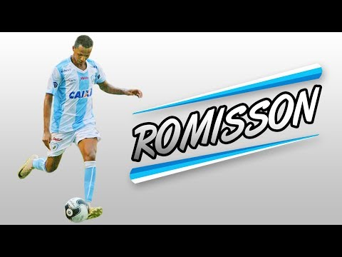Romisson ● Midfielder ● Highlights