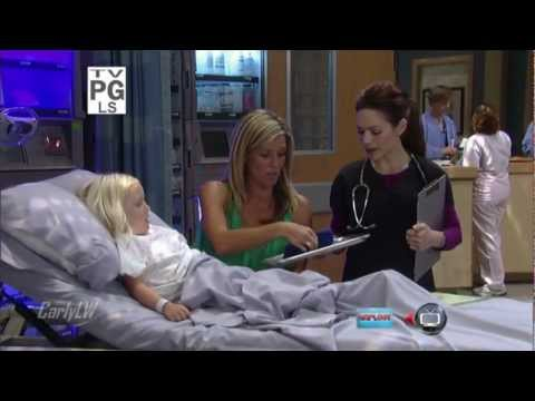 GH: Carly Scenes on 8/16/12