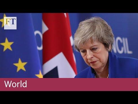 UK, EU leaders agree on Brexit deal
