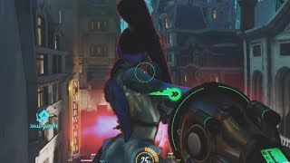 THAT's Why LUCIO WALLRIDE Is One Of The FUNNIEST Abilities... - Overwatch Funny Moments #61