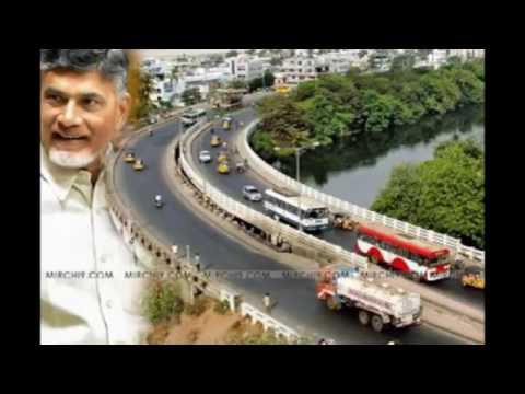 Vijayawada Dream Capital City of Andhra Pradesh Expected High Standard Roads India