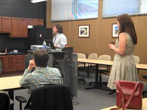 MU Scholarship Talk:  Supporting Student Teacher Development through Social Networking