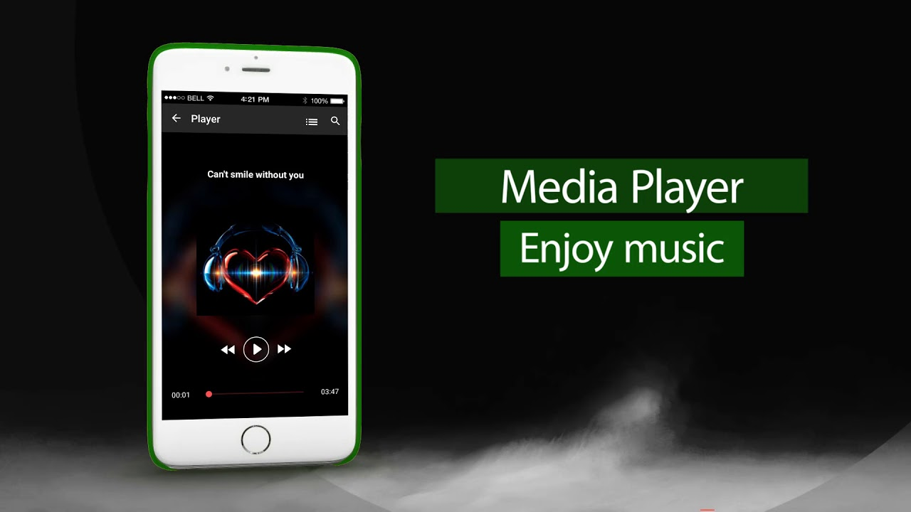 Music Library Pro Android Ios App Full Source Code Mozasolution
