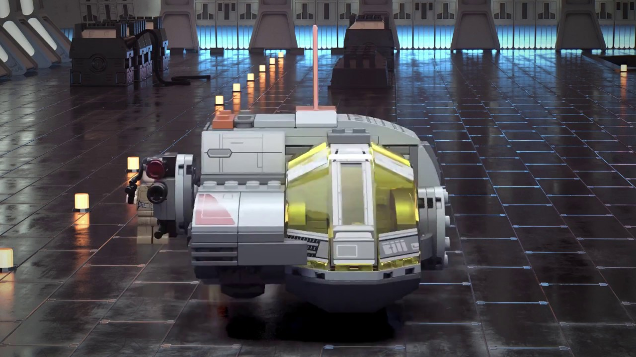 Resistance Transport Pod Lego Star Wars 75176