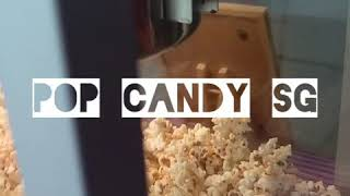 Popcorn for events