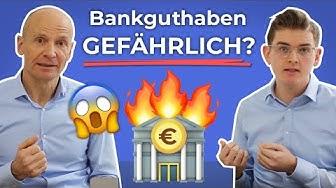 Ist dein Geld auf dem Konto sicher? Bankenpleiten & Einlagensicherung | Gerd Kommer Blog #2