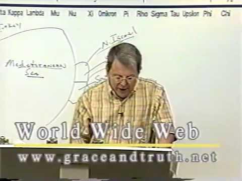 #1587 Anglo-Israelism:  British Israelism (Grace \u0026 Truth Ministries - Jim Brown, Bible Teacher)